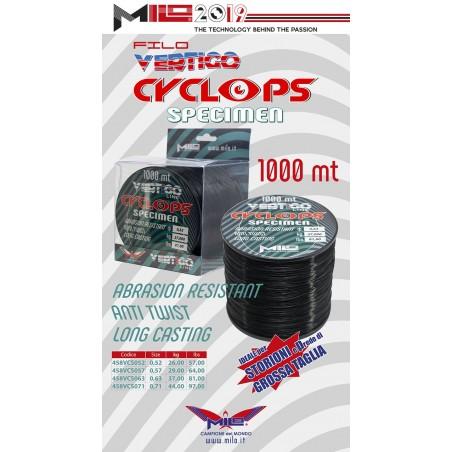 Monofilo Milo Vertigo Cyclops mt.1000
