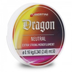 Monofilo Tubertini Dragon Neutral mt. 50