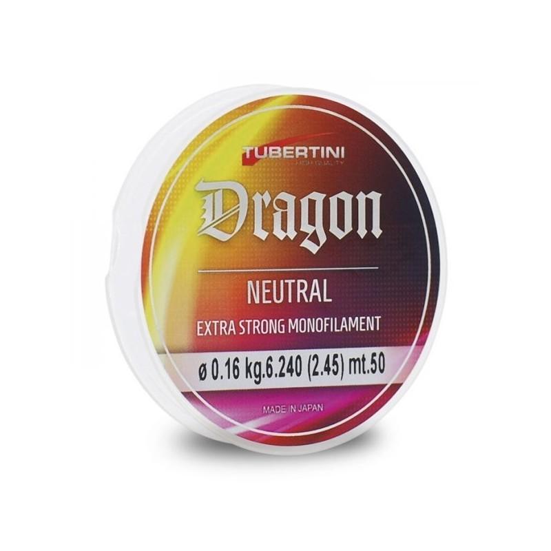 Monofilo Tubertini Dragon Neutral mt. 50