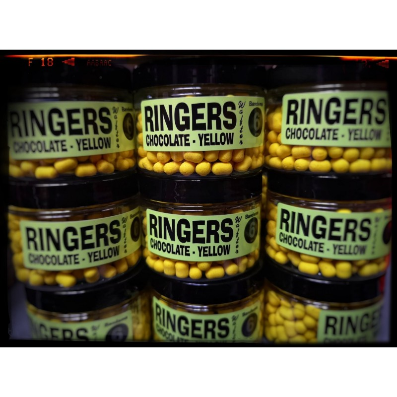Pellett innesco Ringers Wafters Coco Yellow