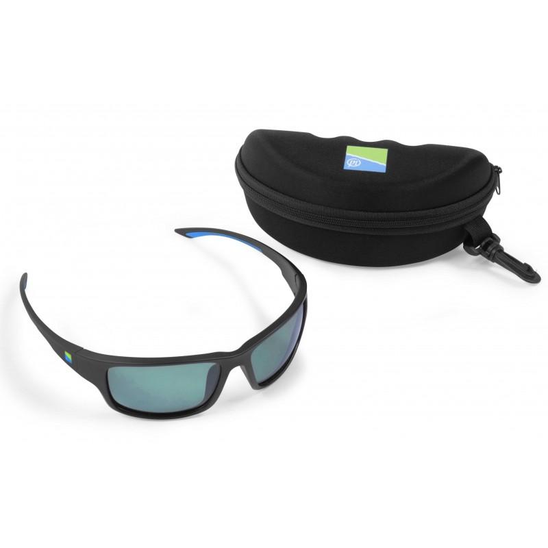 Occhiale Preston Polarizzato lente blu