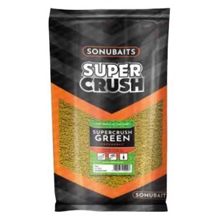 Pastura Supercrush Green  Sonubaits  Kg. 2