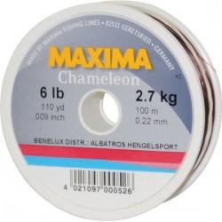 Monofilo Maxima Chameleon affondante mt.150