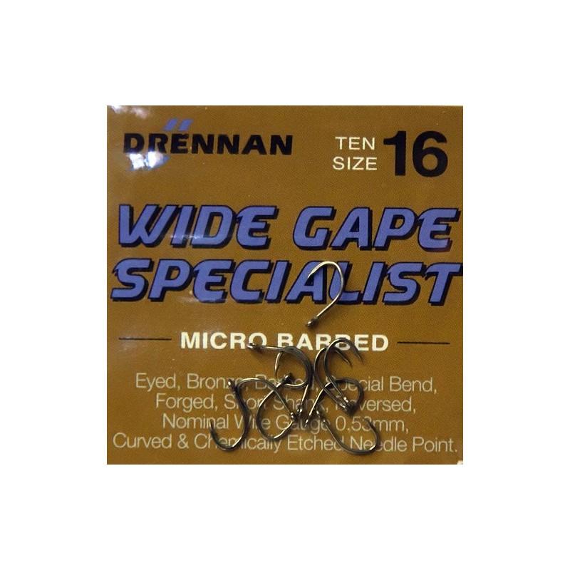 Amo Drennan Wide Gape Specialist