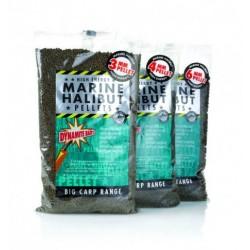 Pellett Dynamite Bait Marine Halibut Kg. 0,9