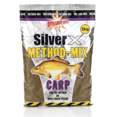 Pastura Dynamite Bait Silver X Carp Method-Mix kg.2