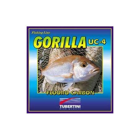 Monofilo Tubertini Fluorocarbon Gorilla UC-4 mt.100