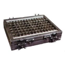 Modulo in ABS 2 cassetti 20+20