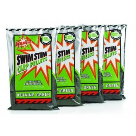 Pellets Dynamite Bait Swim Stim Green