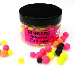 Boiles Ringers Match All Sort 8/10 mm.