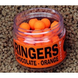 Boiles Ringer Chocolate Orange mm.10