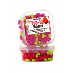 Nuggetts Dynamite Baits Match pelletts pop-up