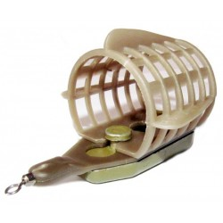 Cage feeder con alette