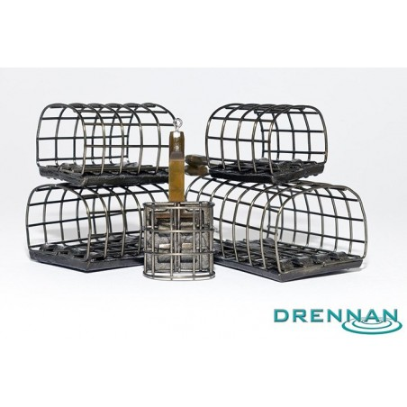 Stainless Oval Cage Feeder