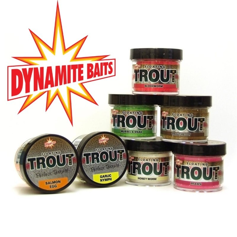 Dynamite Trout Bait gr.60