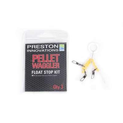 Attacco Pellett Stop Kit