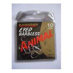 Amo Kamasan Animal Eyed Barbless