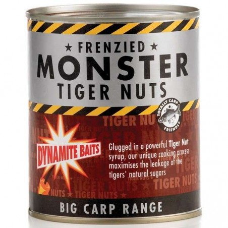 Monster Tiger Nuts 830 gr.
