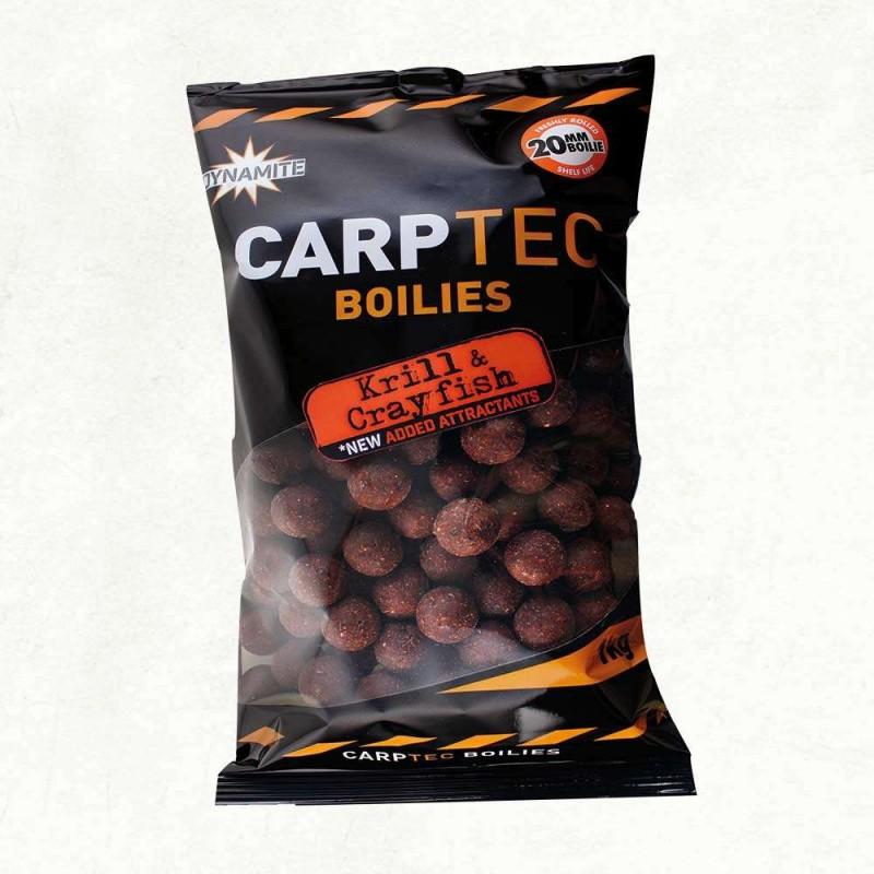Boiles Carp Teck 20 mm.
