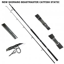 Canna Shimano Beastmaster Catfish Static 500 gr.
